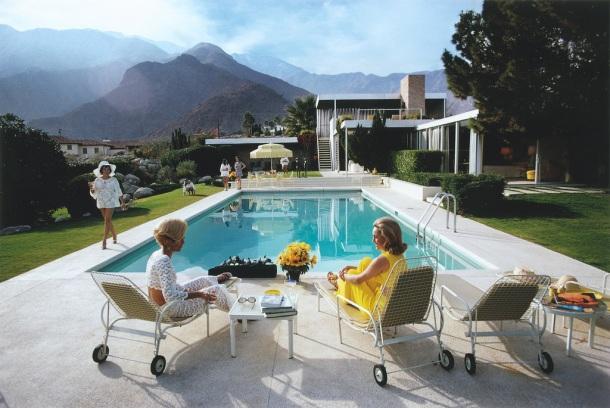Poolside Gossip, Palm Springs