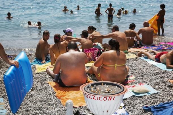 ITALY. Amalfi. 2013.