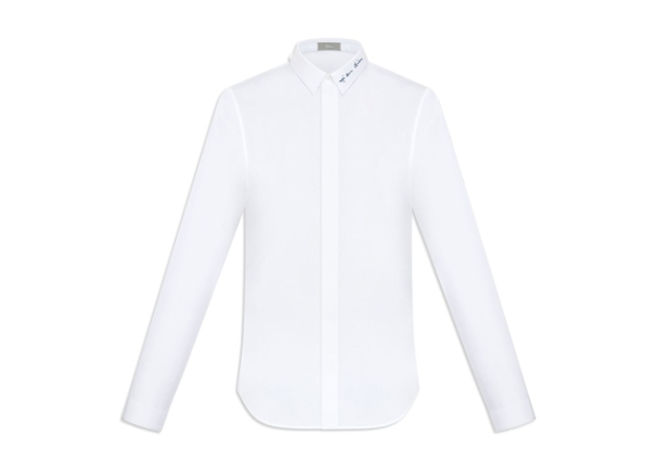Chemise-Blanche-Dior
